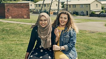 Programme image from Woman's Hour: Mixed Culture Friendship, Social Media Influencers, Australia and Voluntourism