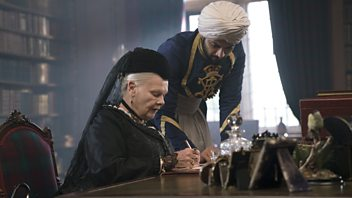 Programme image from Woman's Hour: Victoria and Abdul, Virtual reality, Lou Conran, Voting
