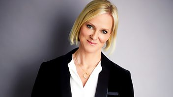 Programme image from Woman's Hour: The Woman's Hour Craft Prize exhibition opens, and Hermione Norris