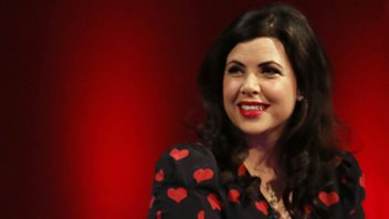 Programme image from Woman's Hour: Kirstie Allsopp, Maggie O'Farrell, Nina Stemme, Sophie Willan