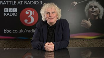 Programme image from In Tune Highlights: 'I'm a very, very happy man' - Sir Simon Rattle