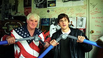 Programme image from Louis Theroux's Weird Weekends: Infomercials