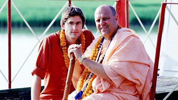 Programme image from Louis Theroux's Weird Weekends: India: Enlightenment