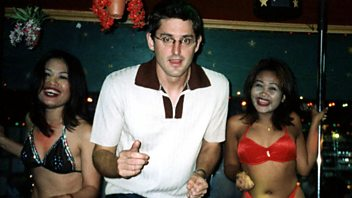 Programme image from Louis Theroux's Weird Weekends: Looking for Love