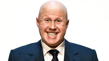 Programme image from Front Row: Matt Lucas on his memoir, Tamsin Greig and Martin Freeman on Labour of Love