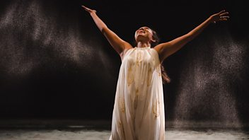 Programme image from Woman's Hour: Chipo Chung as Dido, Queen of Carthage