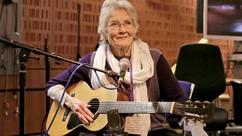 Programme image from Woman's Hour: Weekend Woman's Hour: The American folksinger Peggy Seeger