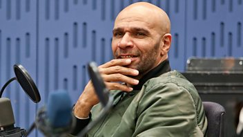 Programme image from Saturday Live: Goldie