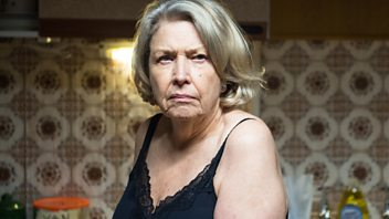 Programme image from Woman's Hour: Actor Anne Reid on her new film role. Musician Trish Clowes