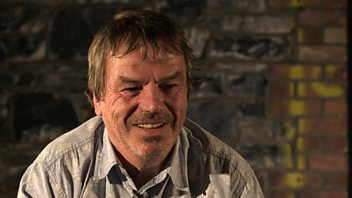 Programme image from The Arts Show: Episode 5: In Conversation with Neil Jordan