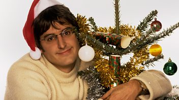 Programme image from Louis Theroux's Weird Weekends: Louis Theroux's Weird Christmas