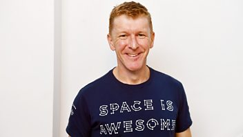 Programme image from Saturday Live: Tim Peake