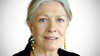 Programme image from Front Row: Vanessa Redgrave, Imperium, French African artefacts, Sally Rooney