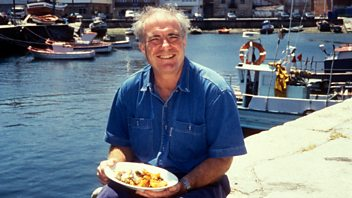 Programme image from Rick Stein's Seafood Odyssey: Episode 3
