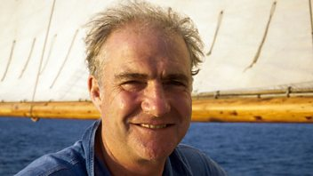 Programme image from Rick Stein's Seafood Odyssey: Episode 4