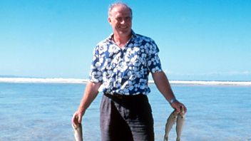 Programme image from Rick Stein's Seafood Odyssey: Episode 5