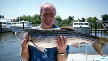 Programme image from Rick Stein's Seafood Odyssey: Episode 6