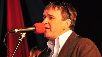 Programme image from Saturday Live: Chris Difford