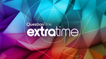 Programme image from Question Time Extra Time: Edinburgh 11/10/2018