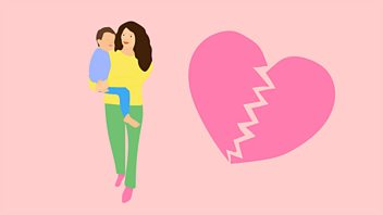 Programme image from Woman's Hour: Children and divorce, Robots, Menopause and relationships