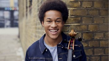 Programme image from Front Row: Sheku Kanneh-Mason, Ursula K Le Guin remembered, Charles I: King and Collector
