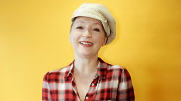 Programme image from Woman's Hour: Weekend Woman's Hour: Lesley Manville, big feet, men-only spaces