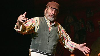 Programme image from Front Row: Fiddler on the Roof lyricist, how musicals have evolved since 'Fiddler', Olafur Eliasson