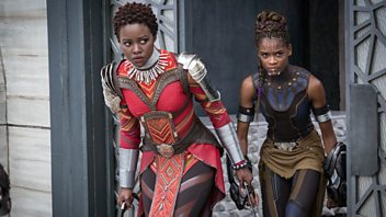 Programme image from Woman's Hour: Black Panther