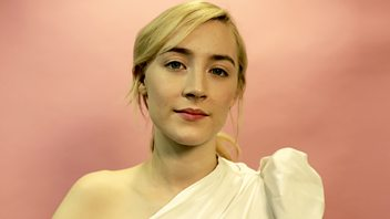 Programme image from Woman's Hour: Weekend Woman's Hour: Saoirse Ronan, Children and exercise, Endometriosis, Self-care