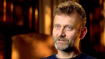 Programme image from A Good Read: Maria Aitken and Hugh Dennis