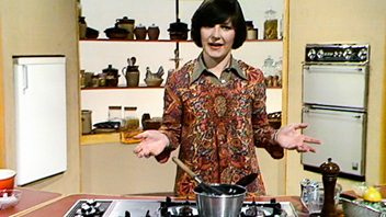 Programme image from Delia Smith's Cookery Course: Sauces