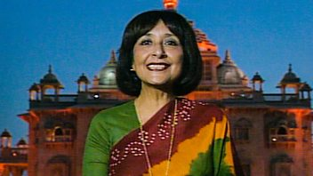 Programme image from Madhur Jaffrey's Flavours of India: Gujarat