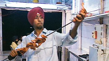 Programme image from Madhur Jaffrey's Flavours of India: Punjab