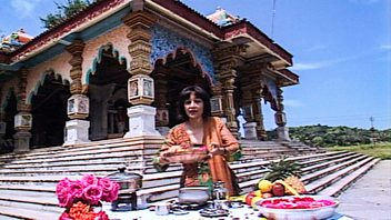 Programme image from Madhur Jaffrey's Flavours of India: Goa
