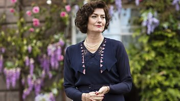 Programme image from Front Row: Anna Chancellor, Harshdeep Kaur, Hilton Als