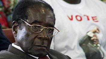 Programme image from The History Hour: The Zimbabwe Massacres