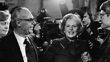 Programme image from The History Hour: When Margaret Thatcher Came to Power