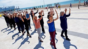 Programme image from Front Row: Brighton Festival, Laurie Anderson on the poetry of Lou Reed, Cannes Film Festival