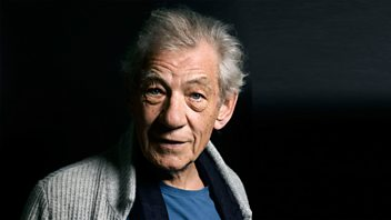 Programme image from Front Row: Ian McKellen, The Handmaid's Tale Season 2, Bill Gold remembered, Tishani Doshi