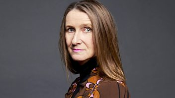 Programme image from Front Row: Orla Kiely, British Asian theatre, Belinda Bauer