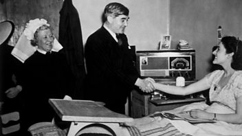 Programme image from The History Hour: Free Health Care for All