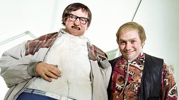 Programme image from The League of Gentlemen: Episode 2: The One-Armed Man Is King