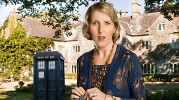 Programme image from Doctor Who: Episode 7: The Unicorn and the Wasp