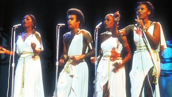 Programme image from Woman's Hour: Boney M's Marcia Barrett, Pregnancy and the 'fourth' trimester, Windrush women