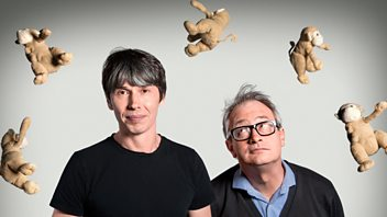 Programme image from The Infinite Monkey Cage: 100th Episode TV Special