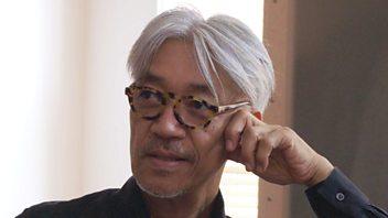 Programme image from Front Row: Japan Special: Ryuichi Sakomoto, Japanese Short Stories, Sou Fujimoto