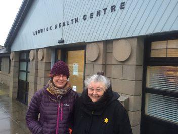 Programme image from Shetland's Heartbeat: Lerwick Health Centre