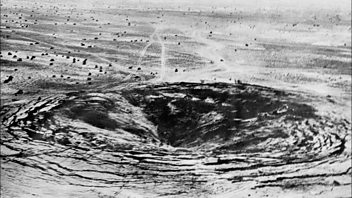 Programme image from The History Hour: Smiling Buddha: India's First Nuclear Test