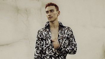 Programme image from Front Row: Singer Olly Alexander, Veteran documentary filmmaker Frederick Wiseman, Can a critic call an actor overweight?