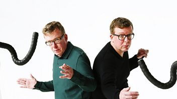Programme image from Front Row: The Proclaimers, Gulliver's Travels, Internet as inspiration
